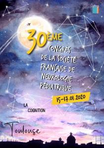 30ème congrès de la Société française de neurologie pédiatrique