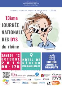 Journée nationale des DYS à Lyon