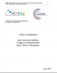 Note d'orientation pour une action globale d'appui à la bientraitance dans l'aide à l'autonomie