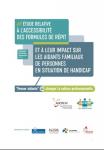 Etude relative à l'accessibilité des formules de répit et à leur impact sur les aidants familiaux de personnes en situation de handicap
