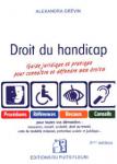 Droit du handicap : guide pratique et juridique