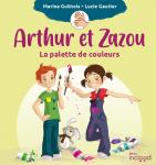 Arthur et Zazou : la palette de couleurs
