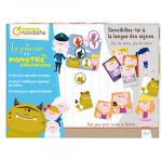 La princesse et le monstre circonflexe : sensibilise-toi à la langue des signes