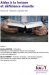 Aides à la lecture et déficience visuelle